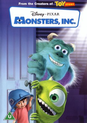 Monsters, Inc. by movieposterdb(dot)com