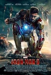 Iron Man 3 Movie Image via wikipedia.com  Movie Business Strategy by BusinessRescueCoach.com