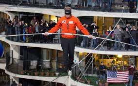 Success Lessons via Nik Wallenda walking High-wire