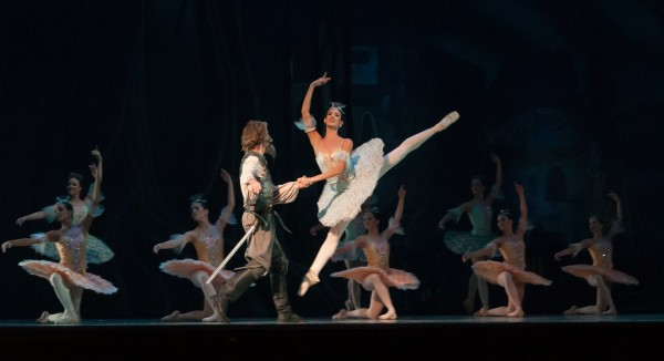 How to use popularity and professional credibility to grow your business- just as this ballerina is as she leaps into the air.