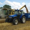 Developing Relationships is illustrated by image of tractor partnering to bring in the harvest.