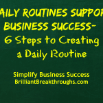 Business Coaching by Brilliant Breakthroughs, Inc.