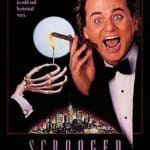 Business Coaching by Brilliant Breakthroughs, Inc. Business Movie Review illustrated with movie poster from Scrooged (1988).