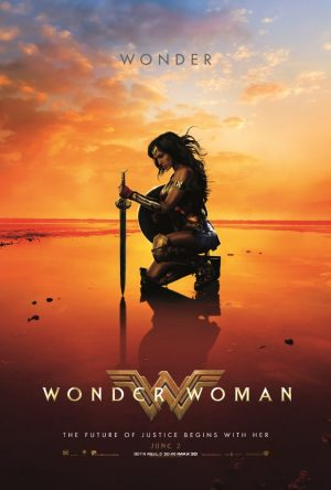 Small Business Coaching by Brilliant Breakthroughs, Inc. Business Movie Review of Wonder Woman (movie poster)