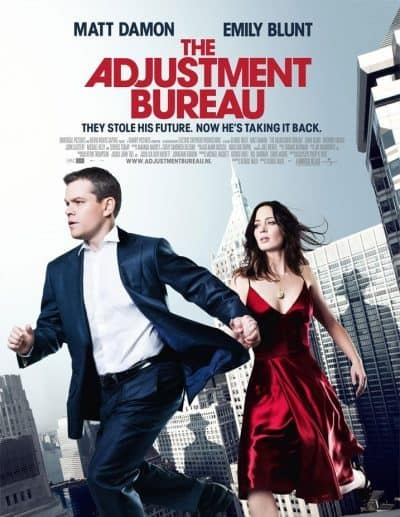 Small Business Coaching by Brilliant Breakthroughs, Inc. The Adjustment Bureau movie poster image sourced by imdb.com