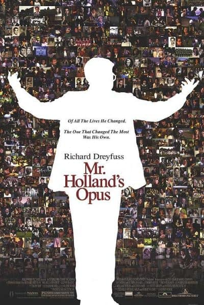 Small Business Coaching, by Brilliant Breakthroughs, Inc. Mr Holland's Opus illustrated by its Movie Poster.