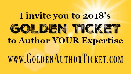 Brilliant Breakthroughs for the Small Business Owner  Golden Ticket to Author in 2018's Book