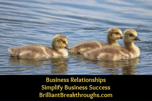 Goslings staying together relationship.
