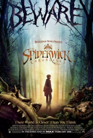 The Spiderwick Chronicles Movie Poster by IMDb.com