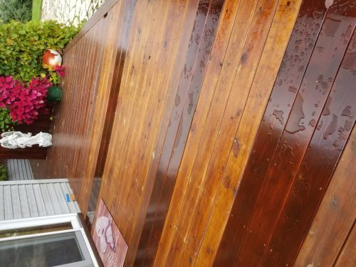 imperfections of renovating a deck