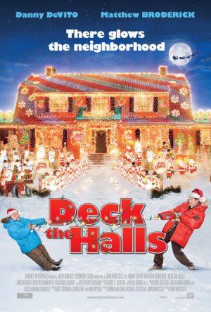 Deck the Halls Movie Poster Image form IMDb.com